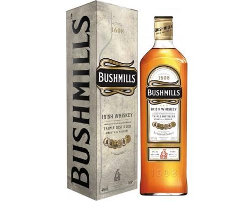 Виски Bushmills Original with box 0.7 л
