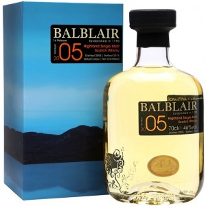 Виски Balblair 2005 gift box 0.7 л