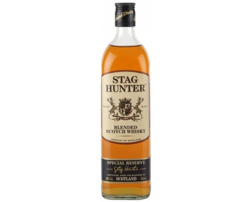 Виски Stag Hunter Special Reserve 0.7 л