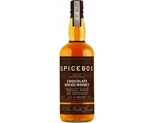 Виски Spicebox Chocolate 0.75 л