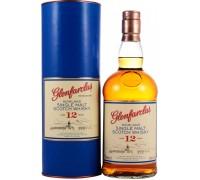Виски Glenfarclas 12 years In Tube 0.7 л