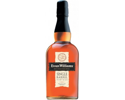 Виски Evan Williams Single Barrel Vintage 2008 0.75 л
