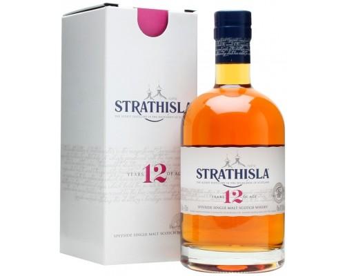 Виски Chivas Regal Strathisla 12 years old with box 0.7 л