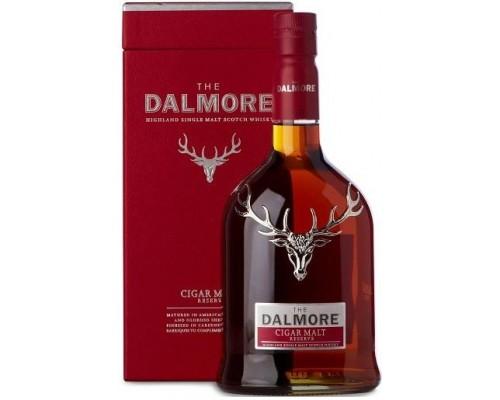 Виски Dalmore Cigar Malt Reserve gift box 0.7 л