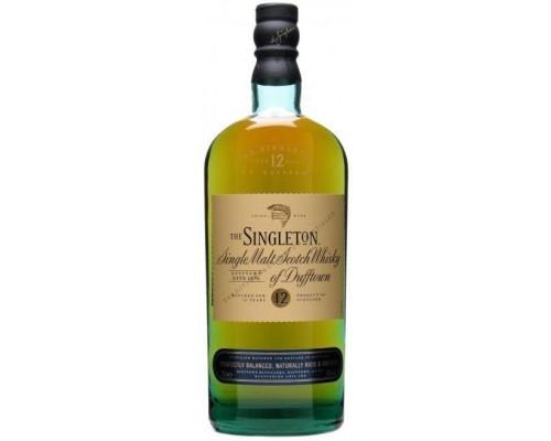 Виски Singleton of Dufftown 12 Years Old 0.7 л