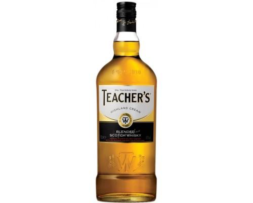 Виски Teacher's Highland Cream 0.7 л