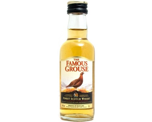 Виски The Famous Grouse Finest 50 мл