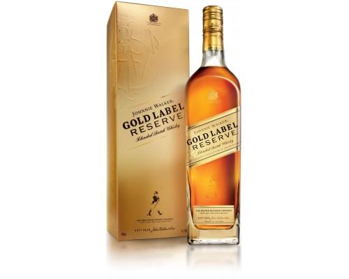 Виски Johnnie Walker Gold Label Reserve gift box 0.7 л