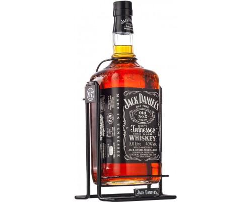 Виски Jack Daniels on Cradle 3 л
