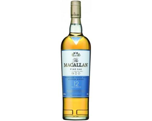 Виски Macallan Fine Oak 12 Years Old 1.75 л