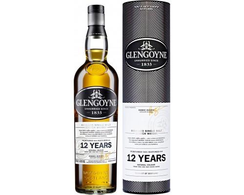 Виски Glengoyne 12 Years Old gift box 0.7 л