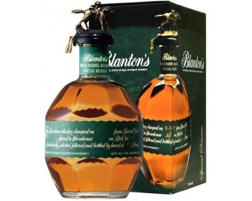 Виски Blanton's Special Reserve gift box 0.7 л