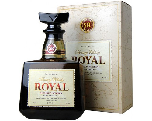 Виски Suntory Royal gift box 0.7 л