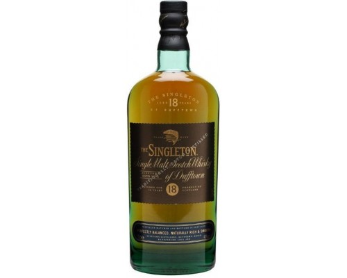 Виски Singleton of Dufftown 18 Years Old gift box 0.7 л