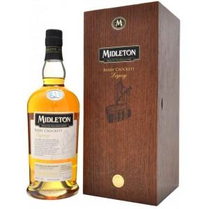 Виски Midleton Barry Crockett Legacy wooden box 0.7 л