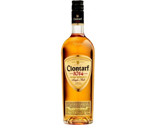 Виски Castle Brands Clontarf Single Malt Whiskey 0.7 л