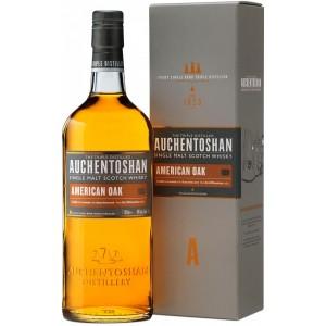 Виски Auchentoshan American Oak gift box 0.7 л