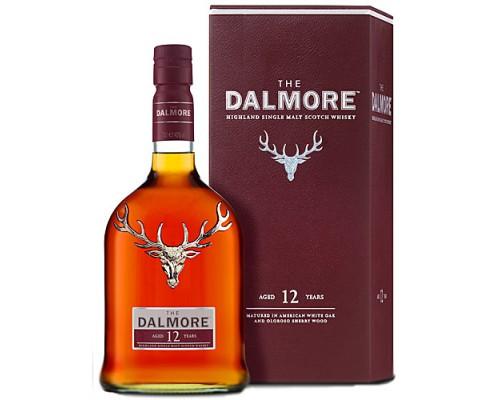 Виски Dalmore 12 years gift box 0.7 л