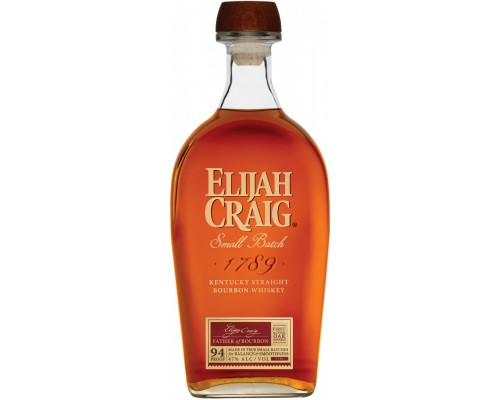Виски Elijah Craig Small Batch 0.75 л