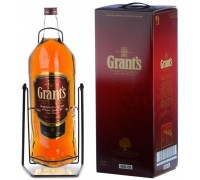 Виски Grant's Family Reserve with cradle & gift box 4.5 л