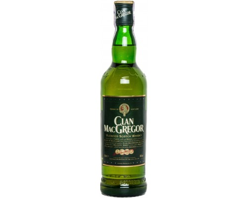 Виски Clan MacGregor 0.5 л
