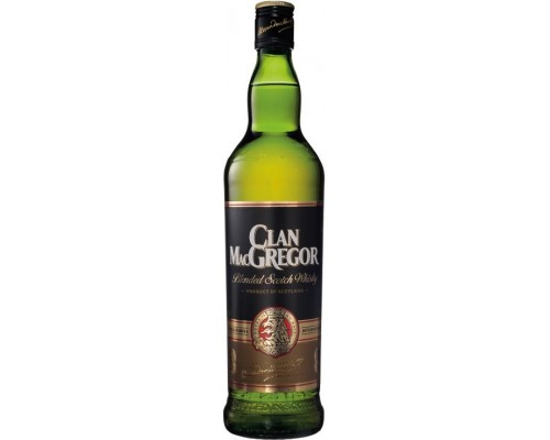Виски Clan MacGregor 0.7 л