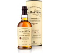 Виски Balvenie PortWood 21 Years Old gift tube 0.7 л