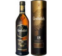 Виски Glenfiddich 18 Years Old in tube 0.75 л