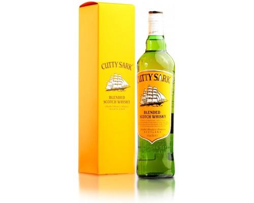 Виски Cutty Sark gift box 0.7 л
