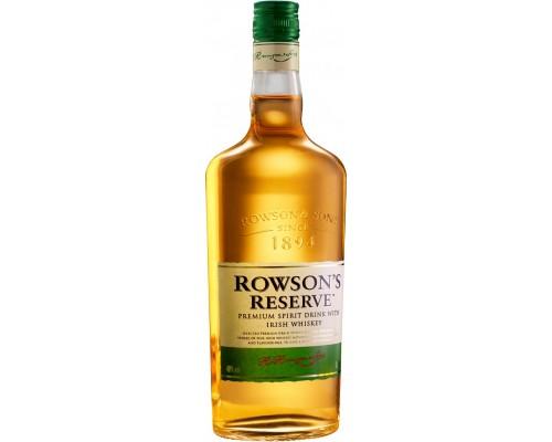 Висковый напиток Rowson's Reserve 0.7 л