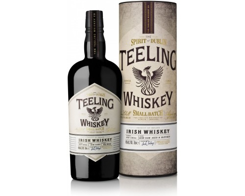 Виски Teeling Irish Whiskey in tube 0.7 л