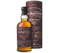 Виски Balvenie Doublewood 17 Years Old in tube 0.7 л