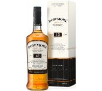 Виски Bowmore 12 Years Old in gift box 0.7 л