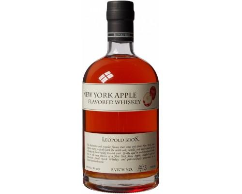 Виски Leopold Bros. New York Apple 0.7 л