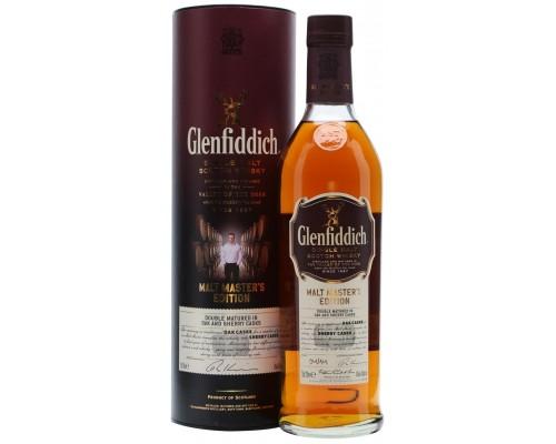 Виски Glenfiddich Malt Master's Edition in tube 0.7 л