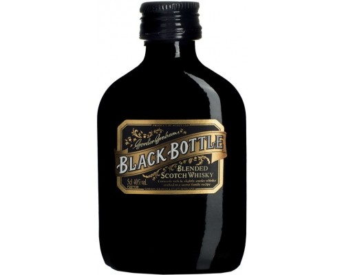 Виски Black Bottle 50 мл