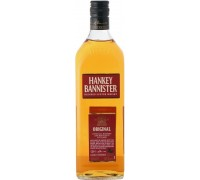 Виски Hankey Bannister Original 0.7 л