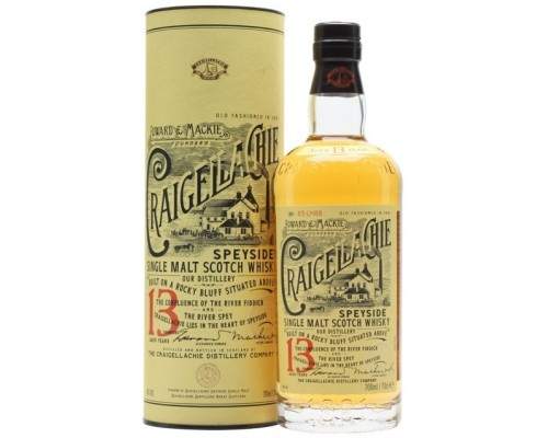 Виски Craigellachie 13 Years Old in tube 0.7 л