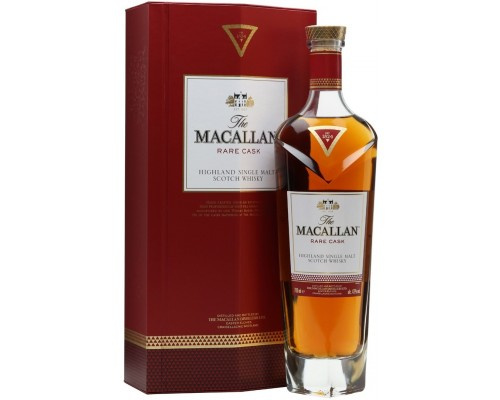 Виски Macallan Rare Cask gift box 0.7 л