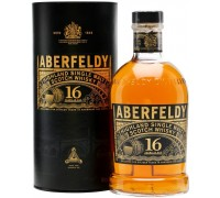 Виски Aberfeldy 16 Years Old in tube 0.7 л