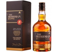 Виски The Irishman Founder's Reserve gift box 0.7 л
