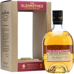 Виски Glenrothes Vintage Reserve gift box 0.7 л