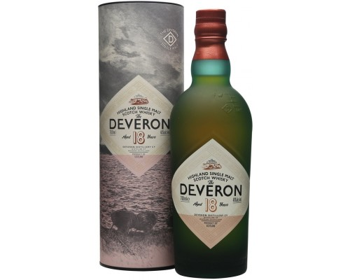 Виски Deveron 18 Years Old in tube 0.7 л