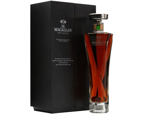 Виски Macallan Reflection gift box 0.7 л