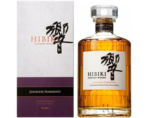 Виски Hibiki Japanese Harmony gift box 0.7 л