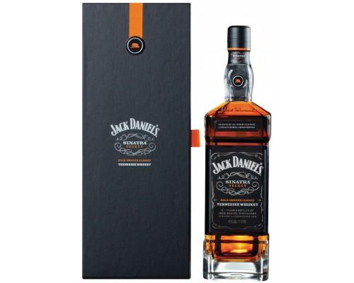Виски Jack Daniels Sinatra Select gift box 1 л