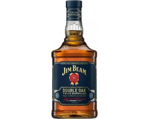 Виски Jim Beam Double Oak 0.7 л