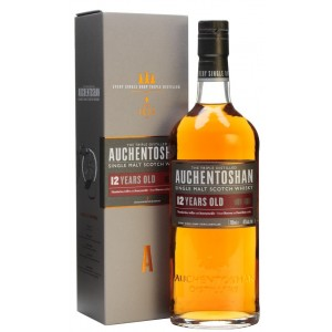 Виски Auchentoshan 12 Years Old gift box 0.7 л