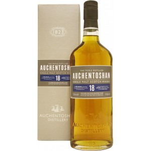 Виски Auchentoshan 18 years gift box 0.7 л