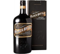 Виски Black Bottle with gift box 0.7 л
